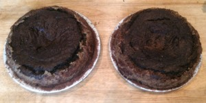 Chocolate Cake Test 2 & 3