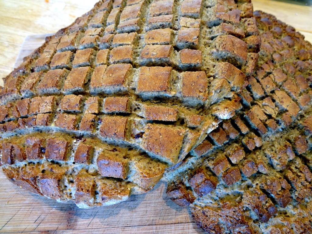 Cranberry Sunflower Loaf